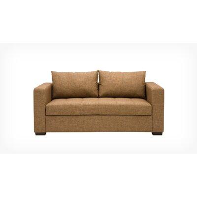 Porter Loveseat Upholstery: GunMetal