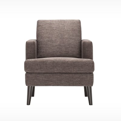 Melody Armchair Body Fabric: Polo Nutmeg