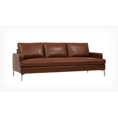 Eve Sofa Upholstery: Polo Leather
