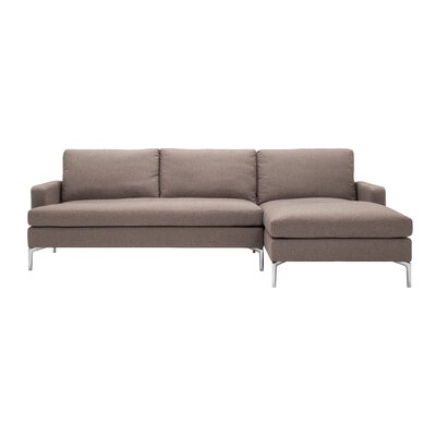 Eve Right Hand Facing Chaise Lounge