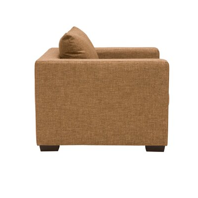Porter Armchair Body Fabric: Polo Nutmeg