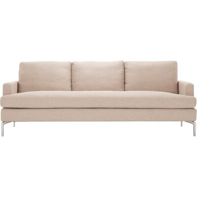 Eve Sofa Upholstery: Polo Cream
