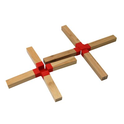 Bamboo Trivet WA014