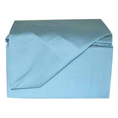 400 Thread Count Sheet Set Size: Queen, Color: Blue