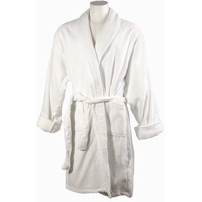 Mens Cotton Terrycloth Bath Robe