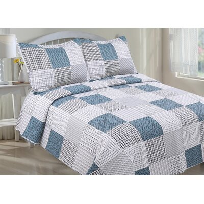Classic Quilt Set Size: King