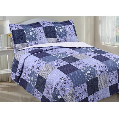 Quilt Set Size: Full/Queen