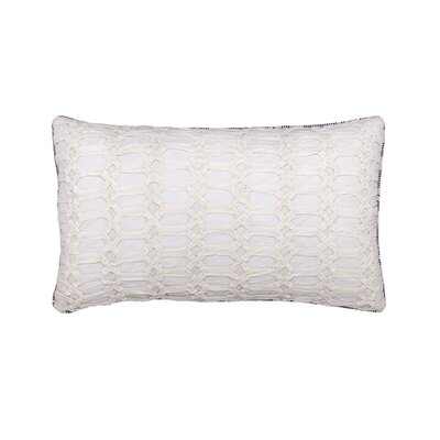 Small Explorer Cotton Lumbar Pillow