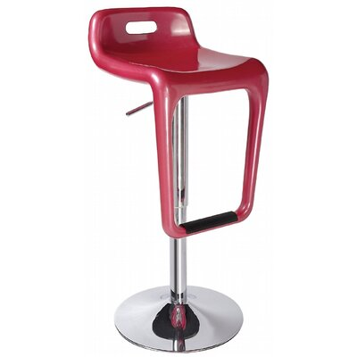 Earl Adjustable Height Swivel Bar Stool