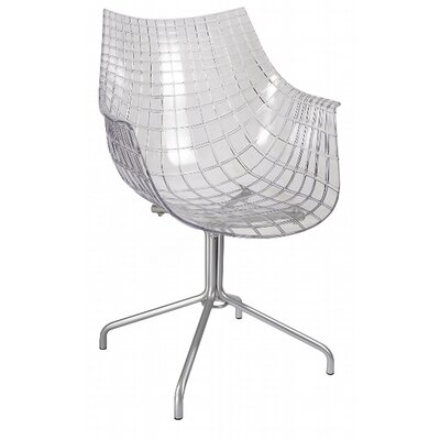 Walley Swivel Arm Chair