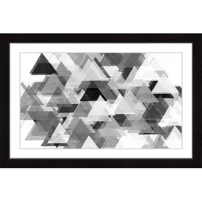 Hidden Emotion Framed Painting Print Size: 24