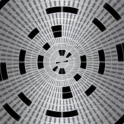 Concentric Circles Graphic Art MH-CUSPAT-36-AL-24