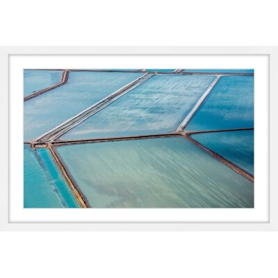 Water Purification Framed Photographic Print