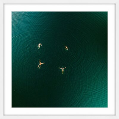 'Floating' Framed Photographic Print