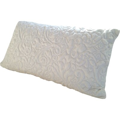 Better Snooze Gel Comfort Memory Foam Pillow Size: King