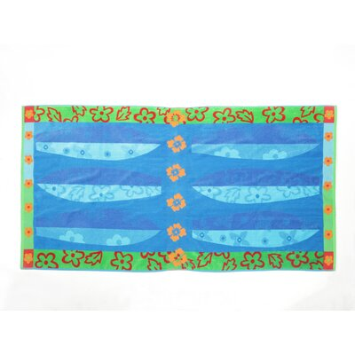 Surf Beach Towel