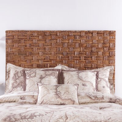 Driftwood Banana Panel Headboard Size: Twin