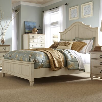 Millbrook Panel Bed Size: King