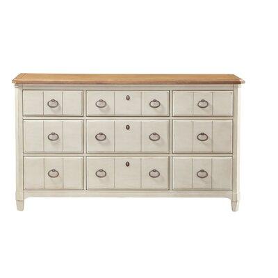 Millbrook 9 Drawer Dresser