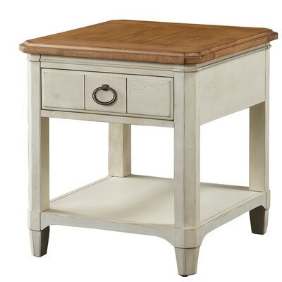 Millbrook 1 Drawer End Table