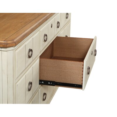 Millbrook 9 Drawer Dresser with Mirror