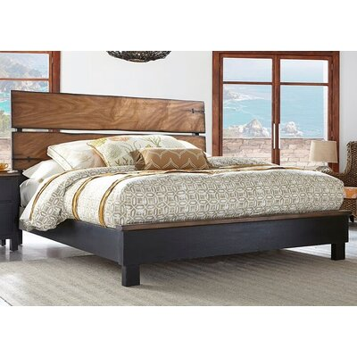 Big Sur Panel Bed Size: King