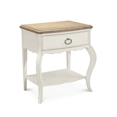 Millbrook Leg 1 Drawer Nightstand