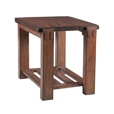 Big Sur End Table