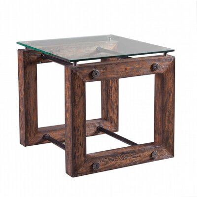 Mango End Table