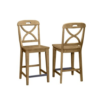 Millbrook 24 Bar Stool Color: Sand