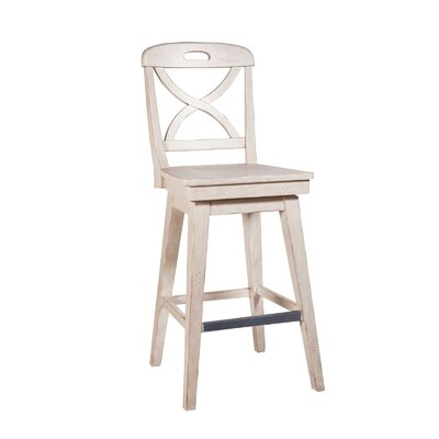 Millbrook 30 Bar Stool Color: Buttermilk