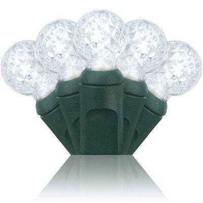 70 Light String LED Lights Bulb Color: Cool White 20328
