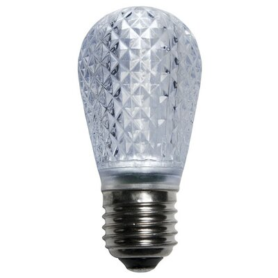 0.96W 130-Volt LED Light Bulb (Pack of 25) Color: Cool White