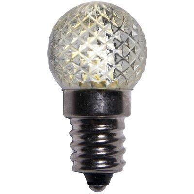 0.96W 130-Volt LED Light Bulb (Pack of 25) Color: Warm White