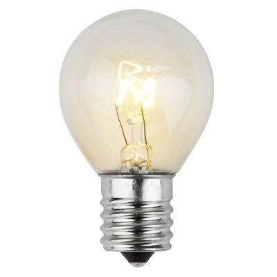10W 130-Volt  Light Bulbs (Pack of 25)