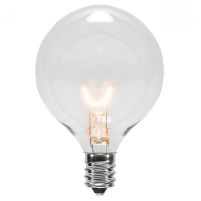 7W 130-Volt Light Bulb (Pack of 25)