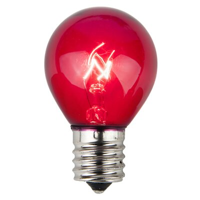 10W Purple 130-Volt Light (Pack of 25)