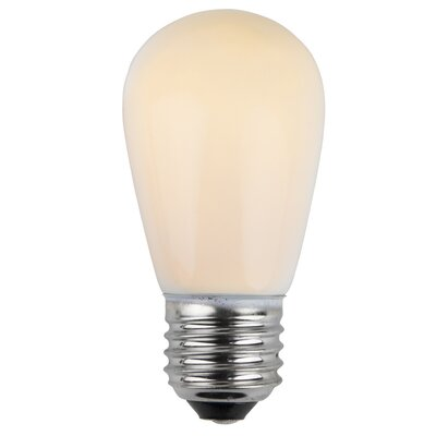 11W 130-Volt Light bulb (Pack of 20)