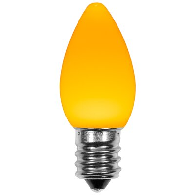 120W Gold E12/Candelabra LED Light Bulb