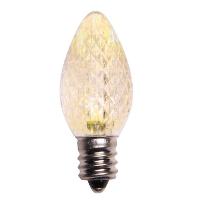 0.96W 130-Volt LED Light Bulb (Pack of 25) Color: Warm White