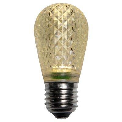 0.96W 130-Volt LED Light Bulb (Pack of 25) (Set of 2) Color: Warm White
