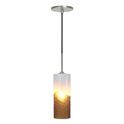 Evisage VI 1-Light Mini Pendant Finish: Brushed Nickel