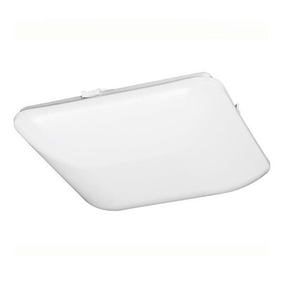 Envisage 1-Light Flush Mount Size: Medium