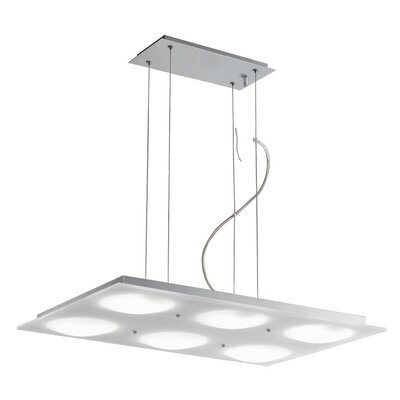 Lumidisque 6-Light Pendant