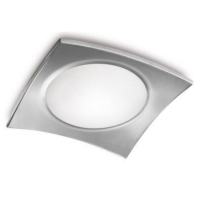Basic 1-Light Flush Mount
