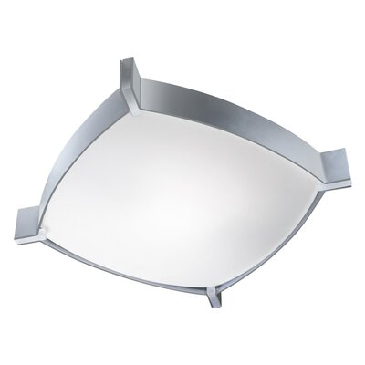 Slimm 1-Light Flush Mount