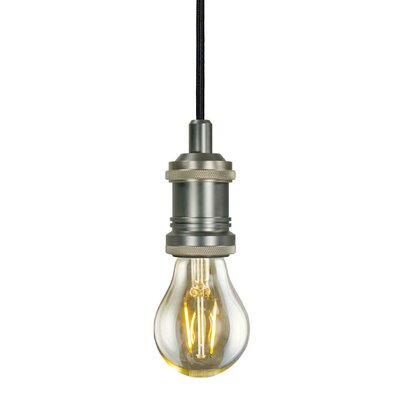 Evisage VI 1-Light Mini Pendant Finish: Antique Nickel
