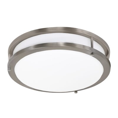 Envisage V 1-Light Flush Mount