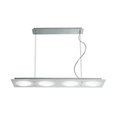Lumidisque 4-Light Pendant
