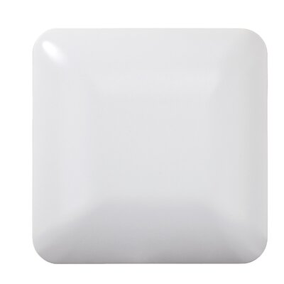 11 Inches Square Driverless AC LED Flush Mount Ceiling Fixture or ADA Sconce with Acrylic Shade 90CRI White in 2700K